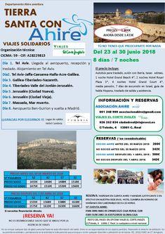 Viajes Solidarios Ahire 2018