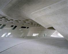Zaha Hadid Architects, Phaeno Science Center, Wolfsburg, Germany
