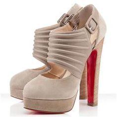 Christian Louboutin Fall 2015 Fashion high heels, fashion girls shoes and men…
