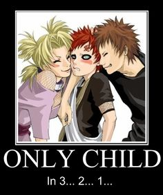 Gaara hates that his siblings are afraid of him, but sometimes he wishes he didn't have any...