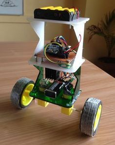 Tutorial on how to make an Arduino self-balancing robot. This robot uses an Arduino UNO or Nano, MPU6050, and an L293D motor driver.