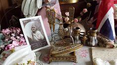 Stunning Vintage Ormolu Dressing Table by NostalgiqueBoutique