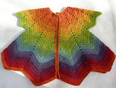 Another Butterfly. http://www.ravelry.com/projects/maxene/crocheted-butterfly-baby-jacket-2