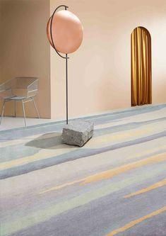 Deirdre Dyson - Louisa Grey - House of Grey, London - Interior Stylist Commercial Interior Design, Commercial Interiors, Home Interior Design, Blush Walls, Contemporary Carpet, Workspace Design, Interior Stylist, Design Awards, New Furniture