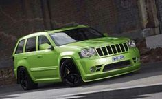 Jeep has revived their factory-tuned Grand Cherokee performance SUV for updating the looks, aerodynamic efficiency and standard equipme. Jeep Grand Cherokee Srt, Grand Cherokee Overland, Grand Cherokee Limited, Jeep Srt8, Mopar, Bmw M4, Lowered Trucks, Cool Vans, New And Used Cars