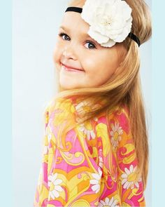 Pictures : How to Style Little Girls' Hair - Cute Long Hairstyles for School - Headband Hairstyles For Little Girls