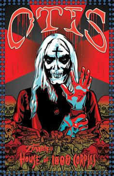 Otis ~ House of 1000 Corpses by Strephon Taylor
