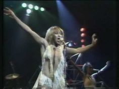 JUMPING JACK FLASH AND I KNOW IT'S ONLY ROCK & ROLL - Tina Turner doing the Stones