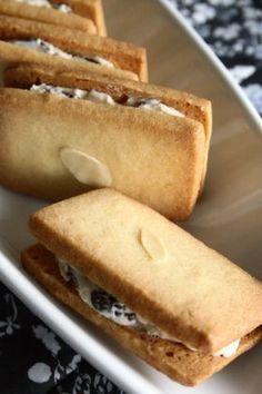 「ラムレーズンウィッチ」wacco | お菓子・パンのレシピや作り方【corecle*コレクル】
