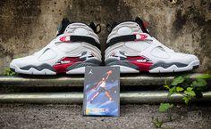 """Air Jordan 8 """"Bugs Bunny"""" Detailed Images   NiceKicks.com"""