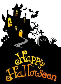 Are you looking for halloween images free? then you are at the right place. We have come up with a handpicked collection of halloween pictures images. Halloween Rocks, Halloween Haunted Houses, Halloween House, Halloween Cards, Holidays Halloween, Spooky Halloween, Vintage Halloween, Halloween 2017, Halloween Stuff