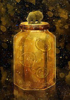 pixiv Spotlight - Honey collection!