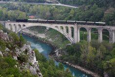 Muzejski vlak (Foto: Leon Hmeljak) - VisitlLjubljana.com