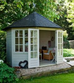 The perfect summer house.