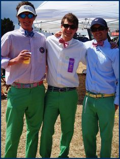 Carolina Cup, vineyard vines