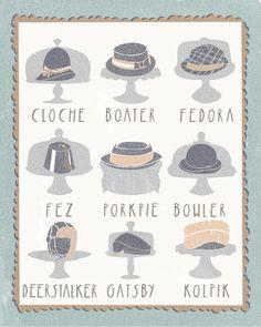 Hats #infografía