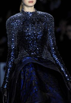 Nina Ricci F/W 2009-10  even if we will never wear anything like this we can appreciate the artistry & beauty.