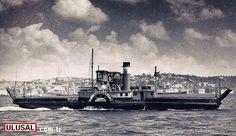 Osmanlı arşivlerine göre dünyanın ilk arabalı vapuru 'Suhulet' haberi - Son Dakika Güncel Haberler