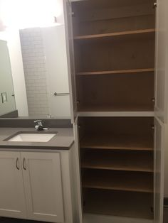Supply Room, Organizing, Organization, Mudroom, Storage Spaces, Design Projects, Shelves, Home Decor, Getting Organized