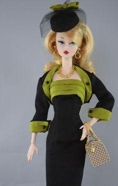 Posable Silkstone/Poppy Parker Fashion Jasmine by ShhDollWorks -sold on Etsy
