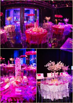 Boston B'not Mitzvah at WGBH Studios with Twist Event Design