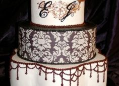 Filigree Cakes and Cookies - Top Gallery Cakes - Cake Central