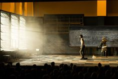 Light coming in at the end? Set Design Theatre, Stage Design, Theatre Lighting Design, Prop Design, Opera Musica, Place Rouge, Scenography Theatre, Hades, Narrative Photography