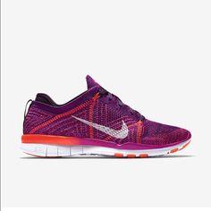 Nike Flyknit Gratuit 4.0 Grand Violet Jeté