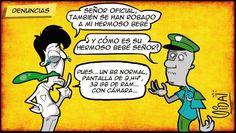 Denuncias... Por Vidal