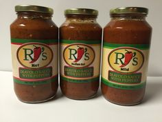Diavolo Sauce With Peppers - Mild ( 25 oz)