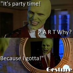 Jim Carrey always at his funniest! The Mask (1994)
