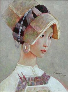 2001 Xue Mo (b1966, Inner Mongolia, China; since 2011 based in Canada)