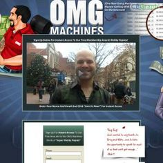 Mike Long And Greg Morrison's Blueprint That Made Greg $1.4 Million, From Scratch, In 1 Year. Extremely Low Refunds! Here's The Deal: Http://www.omgmachines.com/affiliates See more! : http://get-now.natantoday.com/lp.php?target=omgang