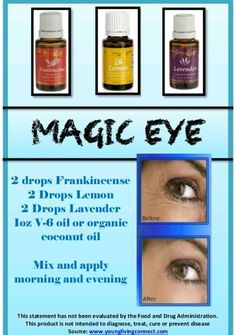 Magic Eye  To learn about Young living Oils visit http://www.youngliving.com