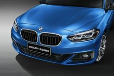 BMW 1 Series Sedan: sporty, highly emotional model exclusively for the Chinese market. Chinese Market, Bavarian Motor Works, Best Suv, Car Buying Tips, Bmw 1 Series, Car Posters, Poster Poster, New Bmw, China