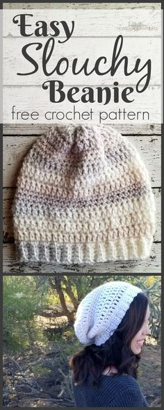 This slouchy beanie is super slouchy and super easy. It fits loose and comfortably. Plus, this colorway is everything. I had some of this gorgeous yarn leftover after making my COZIEST CROCHET CARDIGAN and I had to use it again. I love the slight texture and the subtle color changes in this yarn. This hat uses …