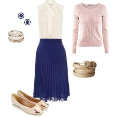 Like this sister missionary outfit. Modest Outfits, Skirt Outfits, Modest Fashion, Outfits For Teens, Summer Outfits, Fashion Outfits, Pretty Outfits, Cute Outfits, Cute Skirts
