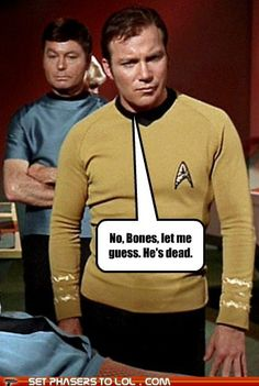Yep, Bones. We can all call this one.