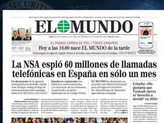 Report: US spied on millions of phone calls in Spain — over one month