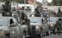 El Ejército Mexicano aumentará su presencia en el estado de Guanajuato con otros 800 efectivos en un cuartel que se construirá en el ejido Albarradones, del municipio de León, anunció ...
