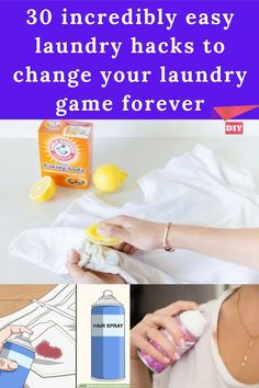 Bathroom Cleaning Hacks, Laundry Hacks, Cleaning Recipes, House Cleaning Tips, Diy Cleaners, Household Cleaners, Household Tips, Laundry Detergent Recipe, Everyday Hacks