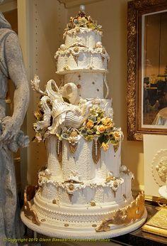 Couture Cakes' Bob Johnson