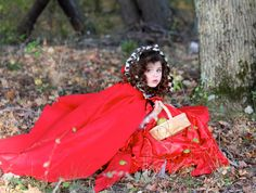 little red riding hood !!! photo by janie carroll