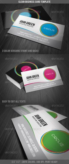 Office ID Card Print templates, Template and Business cards - id card template