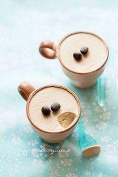 Coppa del nonno (Gelato al caffè) - Ricetta Coppa del nonno