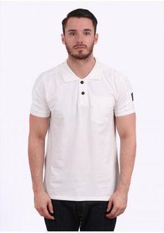 Belstaff Borman Polo Shirt - White