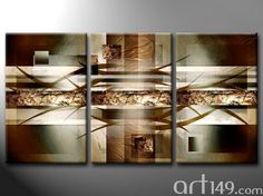Cuadro abstracto - 5593