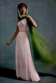 ¿Madame Grès, 1960s?