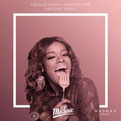 Artwork Azealia Banks - Chasing Time (Médéric remix)