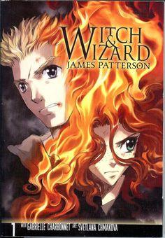 [EBook] Witch & Wizard: The Manga Vol. 1 (Witch & Wizard - The Manga Series) Author James Patterson , Svetlana Chmakova , et al. Maximum Ride, Manga Books, Manga Art, James Patterson, Got Books, Children's Books, Audio Books, Book Photography, Books